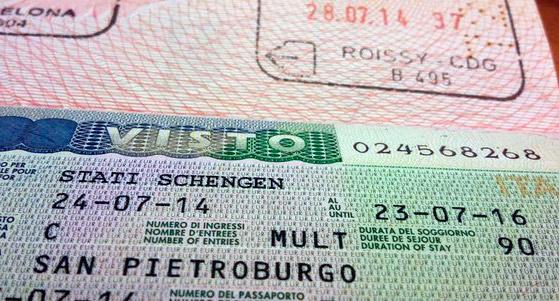 Итальянская виза на 2 года blognemo.ru