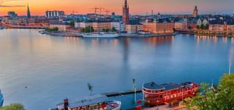 Прямые рейсы летом из Петербурга в Стокгольм за 7500 рублей туда-обратно