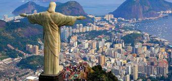 Alitalia: перелеты из Москвы в Бразилию за 38400 руб. туда-обратно!