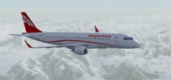Georgian Airways: все лето из Москвы, Петербурга и Казани в Тбилиси от 9000 рублей туда-обратно (с багажом)