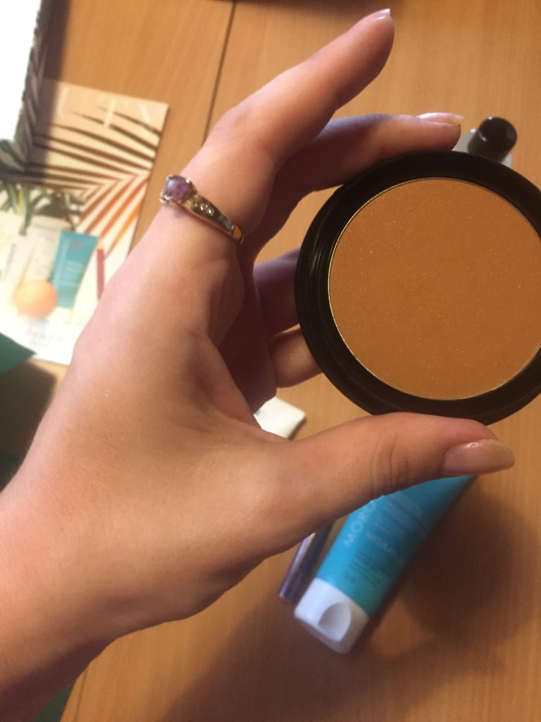 bronzer opened-dark/medium