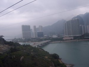 cable cars HK