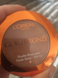 L'Oreal Glam Bronzer compact