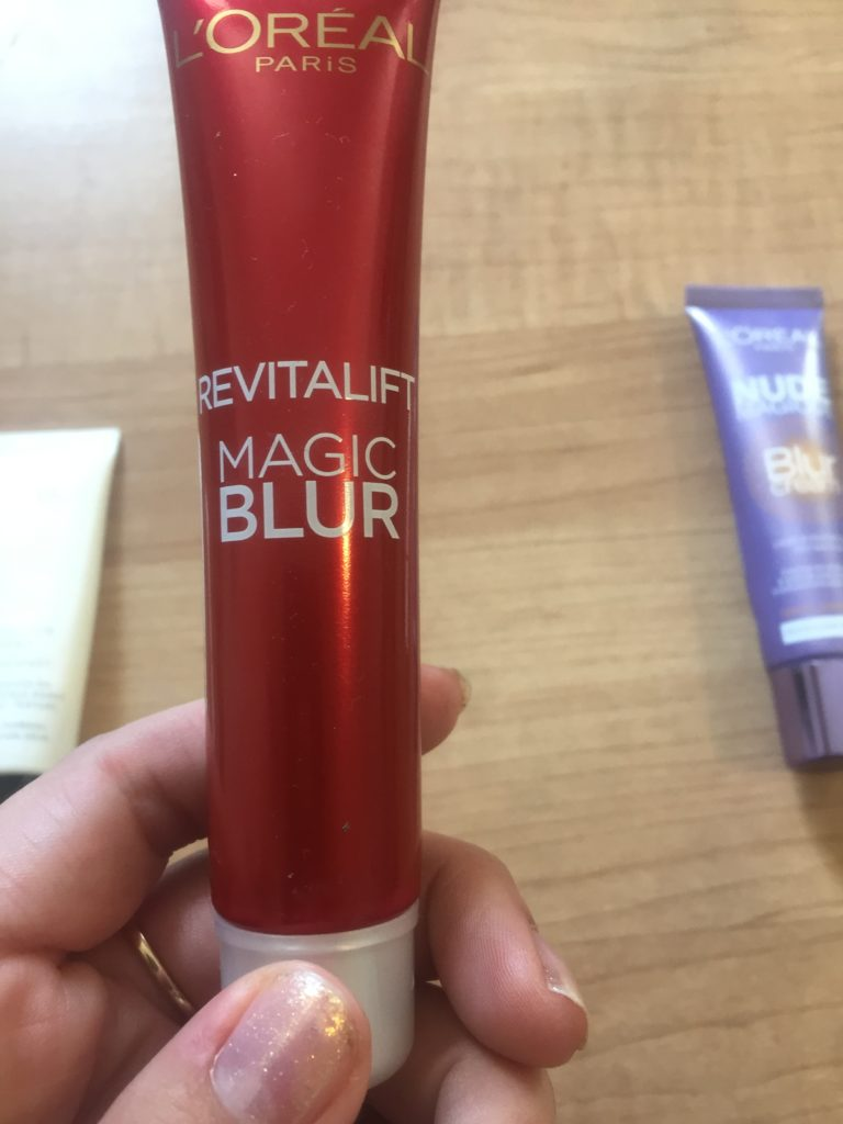 Loreal revitalift magic blur primer