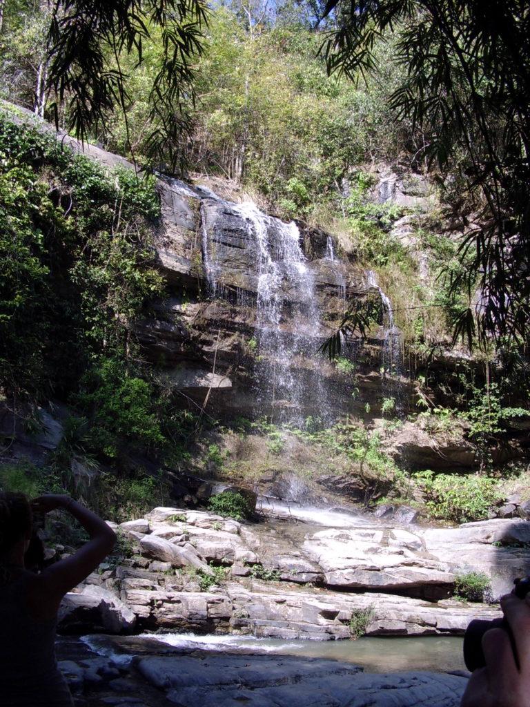 Chiang Mai trekking - waterfall