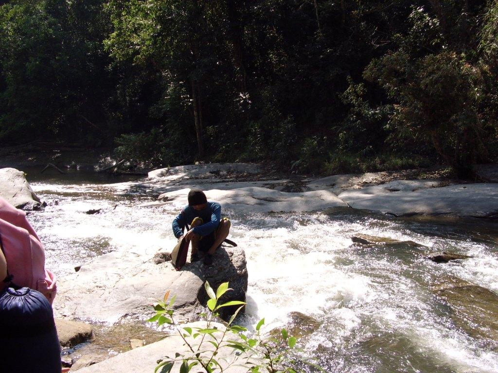 River Chiang mai
