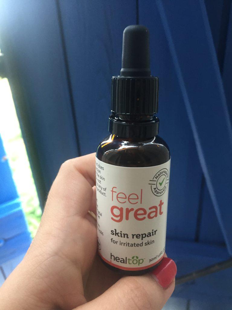 All natural serum