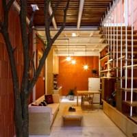 Nhà phố 3×9 ở Tp. Hồ Chí Minh - a21 studio
