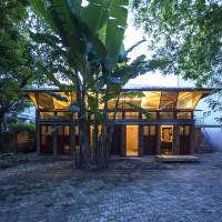 The Gentle House | Nhà ở & Văn phòng ở Hà Nội - Lê Lương Ngọc