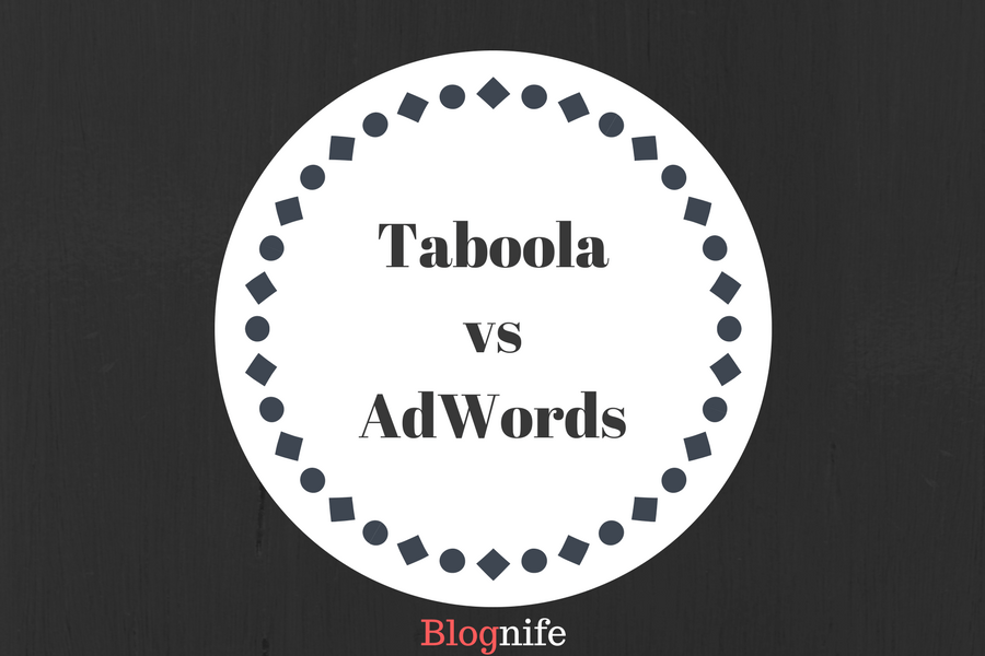 Taboola vs AdWords