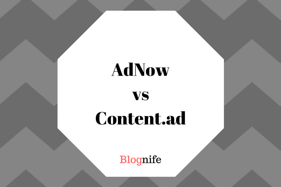 AdNow vs Content.ad – CPM Rates, Payments and Earnings Report