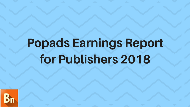 Popads Earnings Report 2020