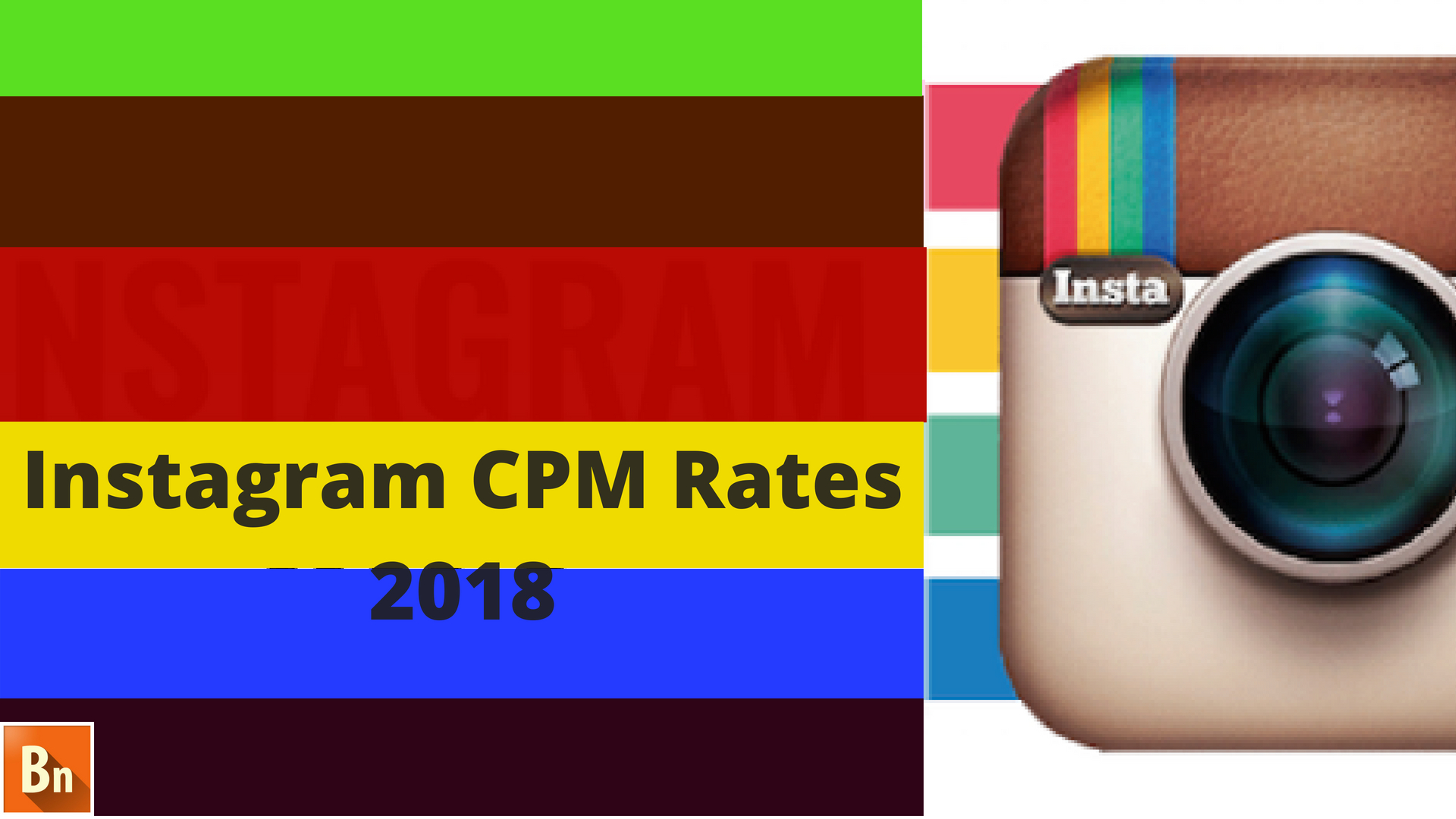 Instagram CPM Rates 2019