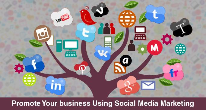 How to Use Social Media to Market Your Business Site