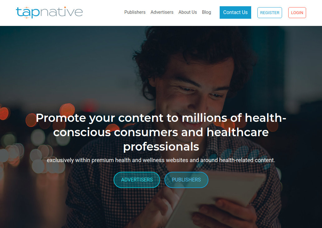 Tap Native Review 2019: Best Native Ad Network for Health Publishers