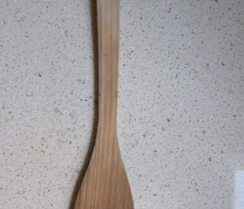 Bolognese, wooden spoon
