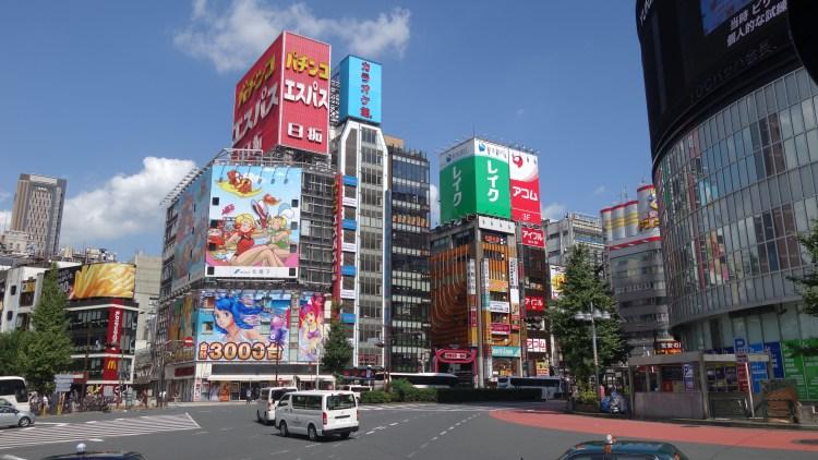 Shinjuku Scenes