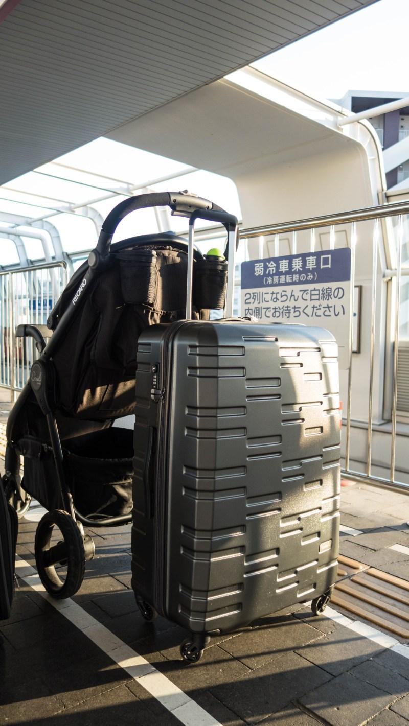 Antler Prism suitcase