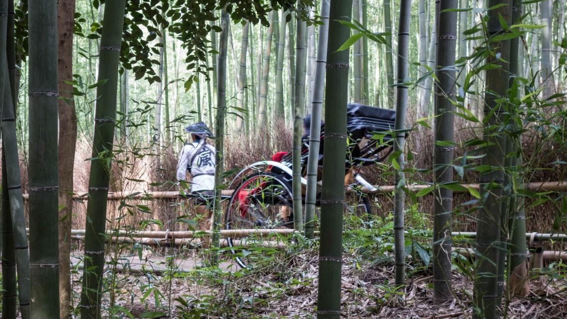 Arashiyama Rikshaw