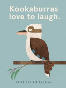 Kookaburras Love to Laugh