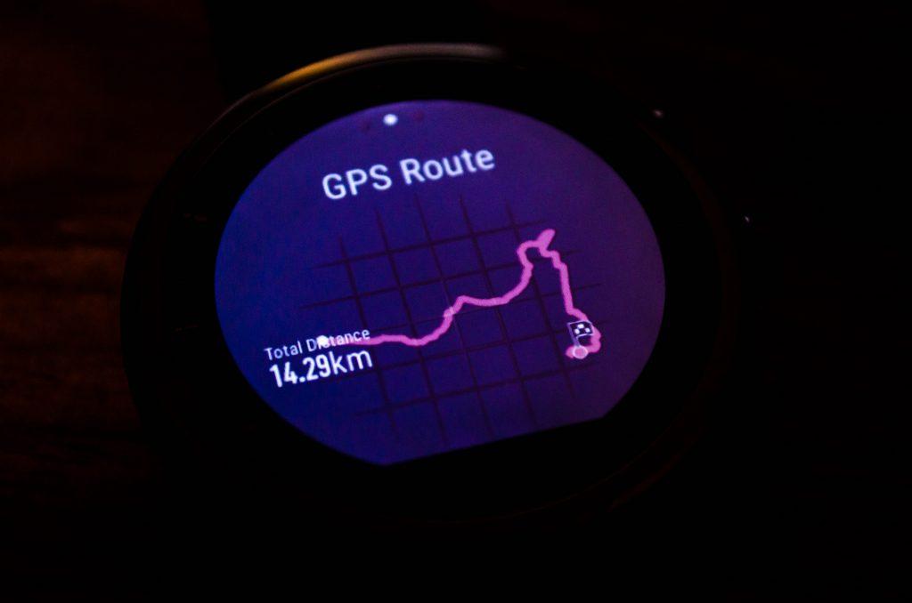Amazfit Stratos GPS