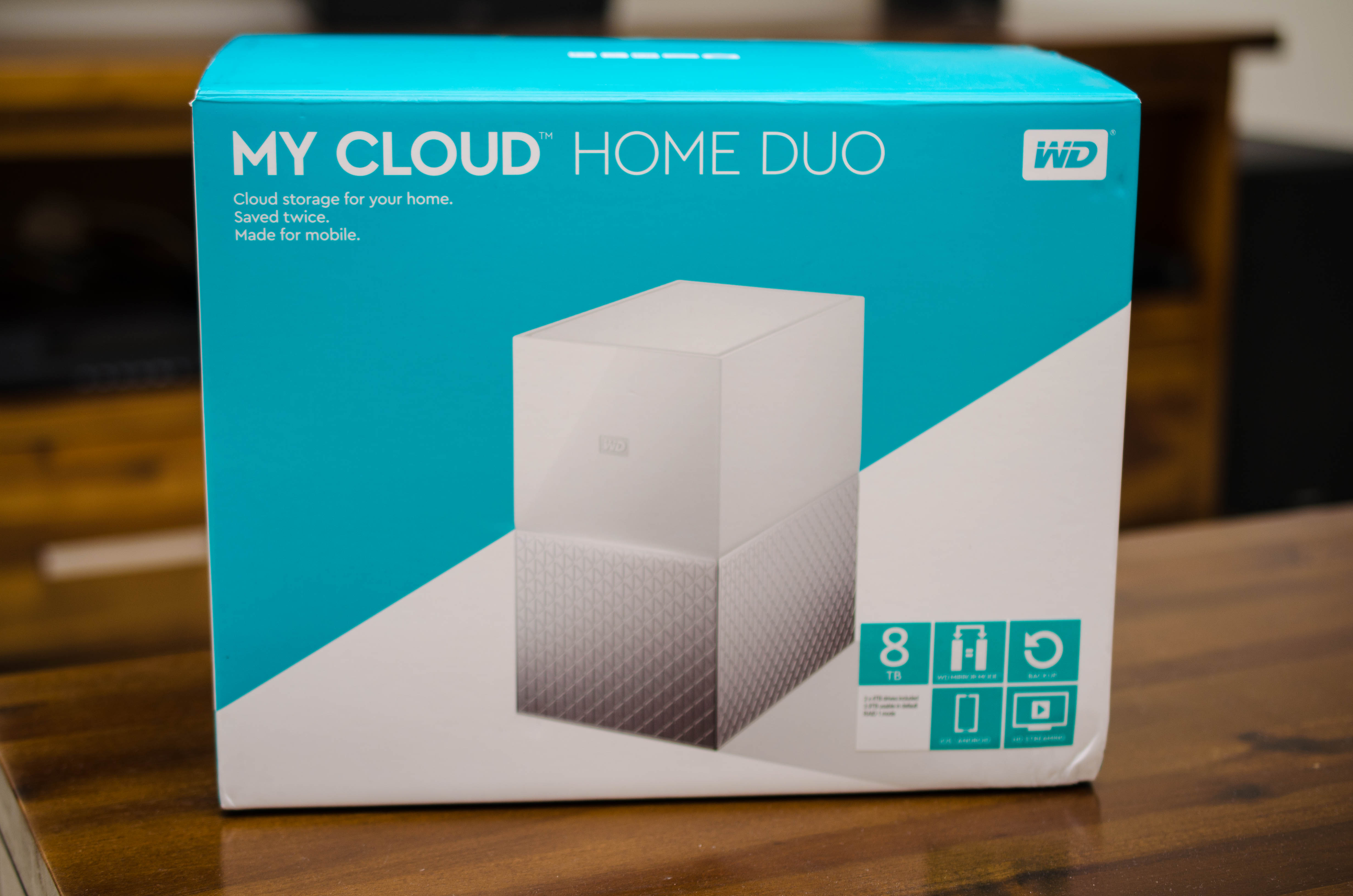 WD My Cloud Home Duo - Blog of Dad