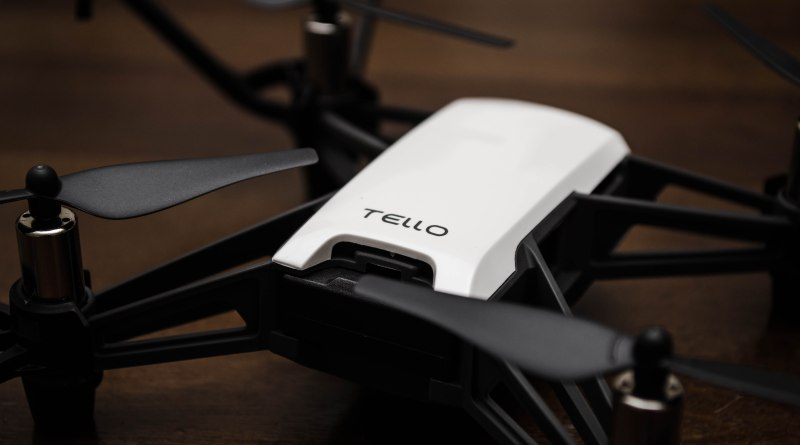 Tello, Powered by DJI