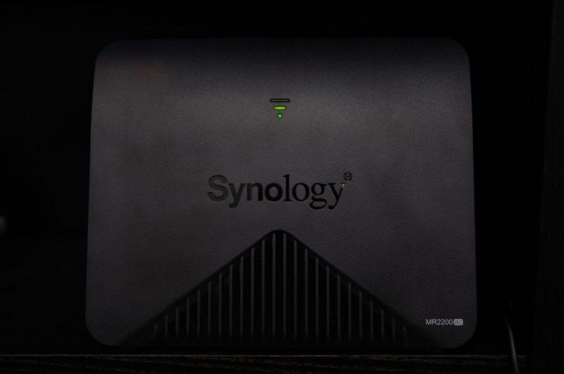 Synology MR2200ac mesh system better NBN Wi-Fi