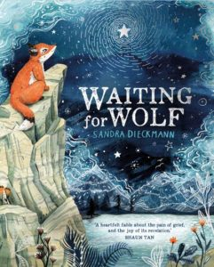 Waiting for wolf - January 2020 Children's Book Roundup