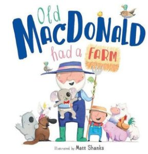 old-macdonald-had-a-farm - February 2020 Children's Book Roundup
