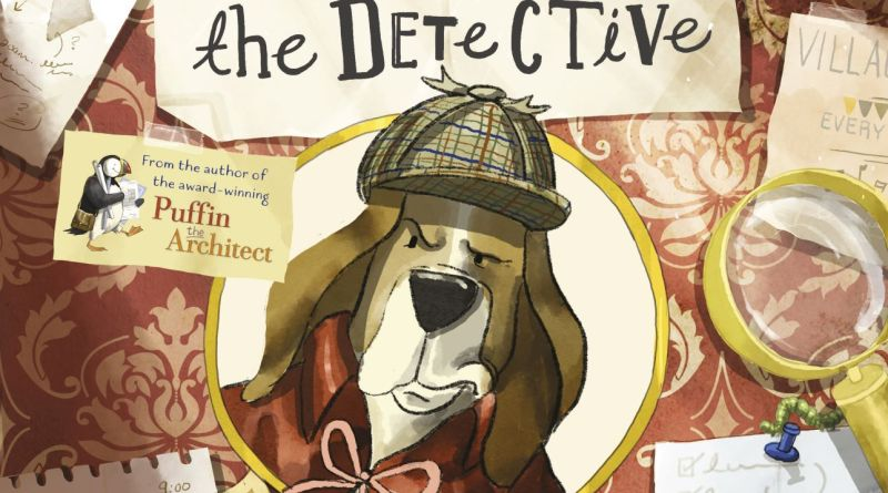 Hound the Detective August 2020 Children's Book Roundup