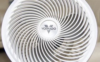 Vornado 683DC Energy Smart Medium Pedestal Air Circulator
