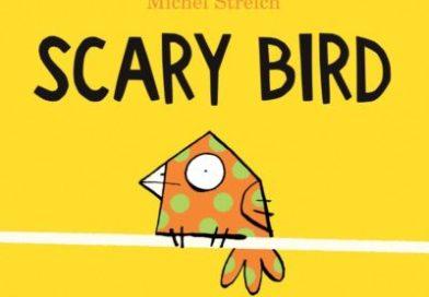 Scary Bird October 2020 Children's Book Roundup