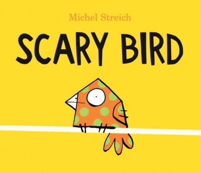 Scary Bird October 2020 Children's Book Roundup