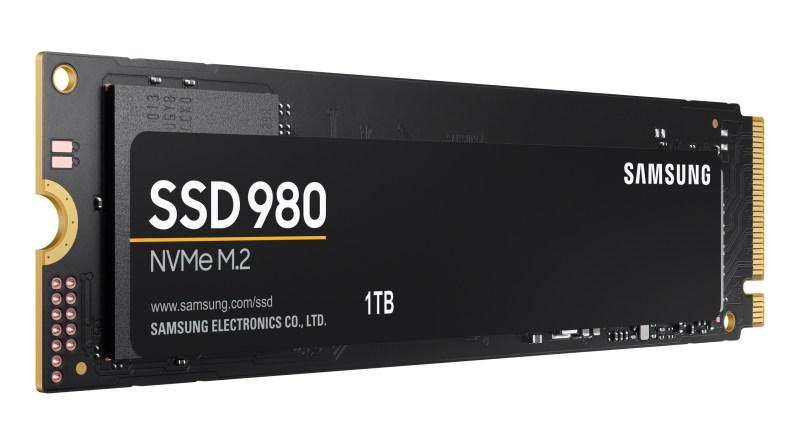 Samsung 980 1TB M.2 NVMe SSD