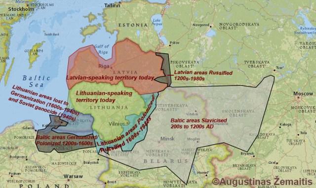 LithuanianLanguageBalticMap