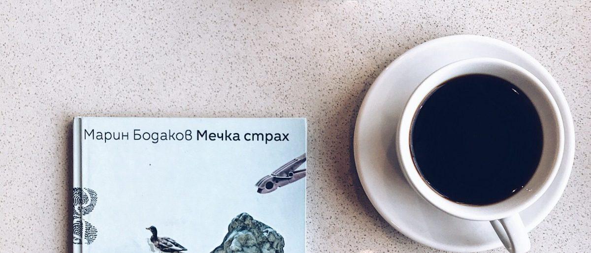 Марин Бодаков: Мечка Страх