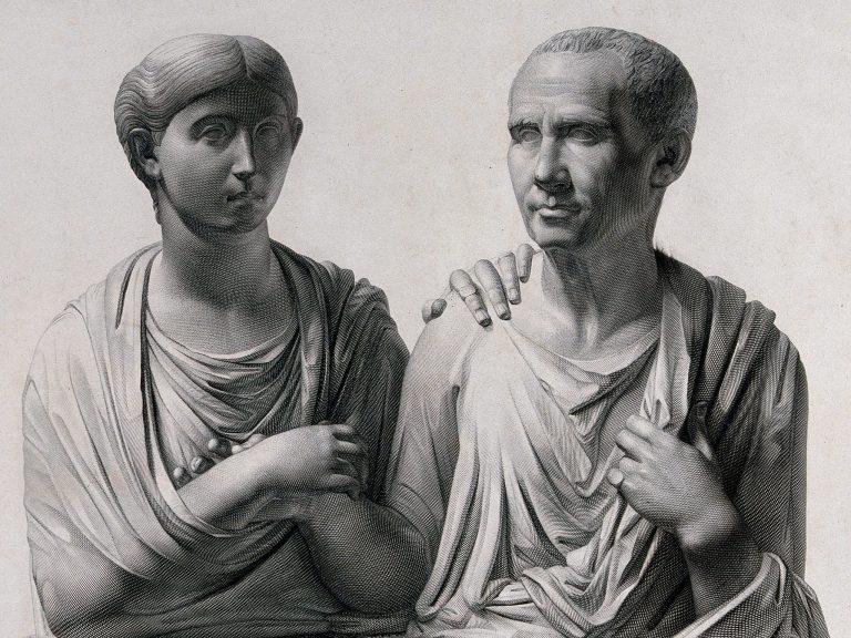 Цицерон към съпругата си
