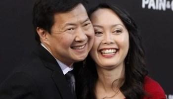 tran ho ken jeong wife