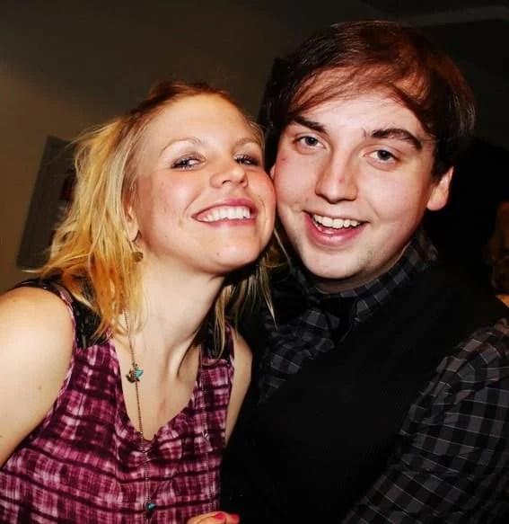 Scott Patey and Sarah