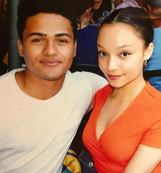 Kayla and Boyfriend Nathaniel Potvin