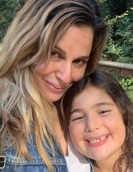 Cara and her daughter