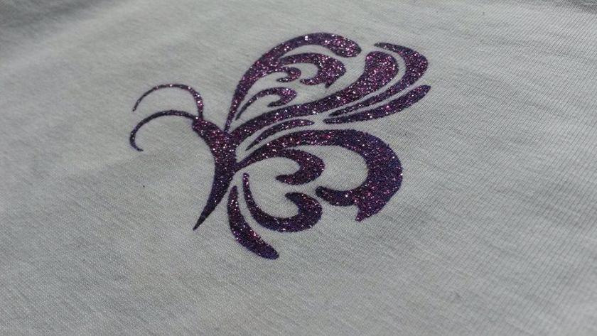 DEKA Textilfarben,Textilfarben,Schablonen erstellen,Schablonen plotten, Schablonierfolie,Oramask 810, Textilgestaltung mit Schablonen.
