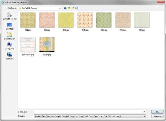 Plotter-Anleitung] Print & Cut mit Füllmuster - Blog ohne Namen