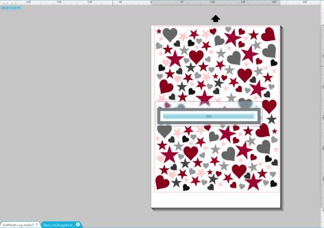 Füllmuster erstellen, Füllmuster erstellen, Silhouette Studio JPG speichern, Tipps Schneideplotter, Anleitung Schneideplotter, Tutorial, Hintergrund erstellen, andere Formate in Silhouette speichern, PDF Drucker, PDF Printer