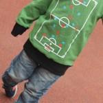 Möge der Fußball mit Dir sein! – Unser Fußball-Geburtstags-Pullover