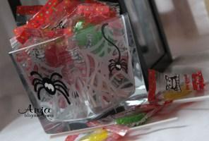 Plotter, Resteverwertung, Halloween,Ideen, Anregungen, Dekorationen, Vinyl, Papier, Pappe, Glas