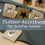 [Plotter-Anleitung] SnapPap-Labels zum wenden.