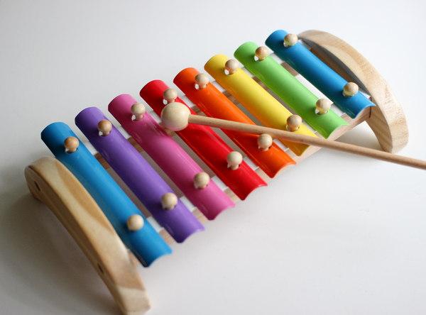 Обзор развивающих деревянных игрушек для детей до года ...