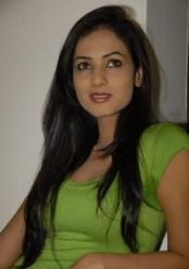 Sonal-Chauhan-Tight-Green-Top-Denim-Jeans (33)